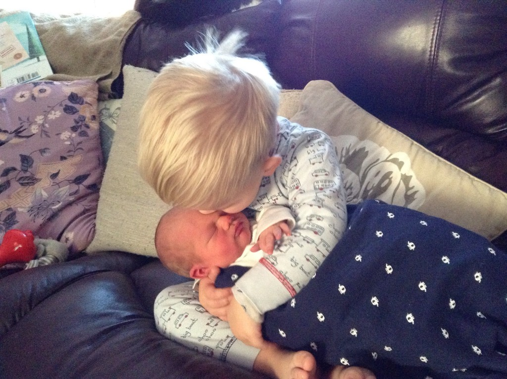 Being a big brother