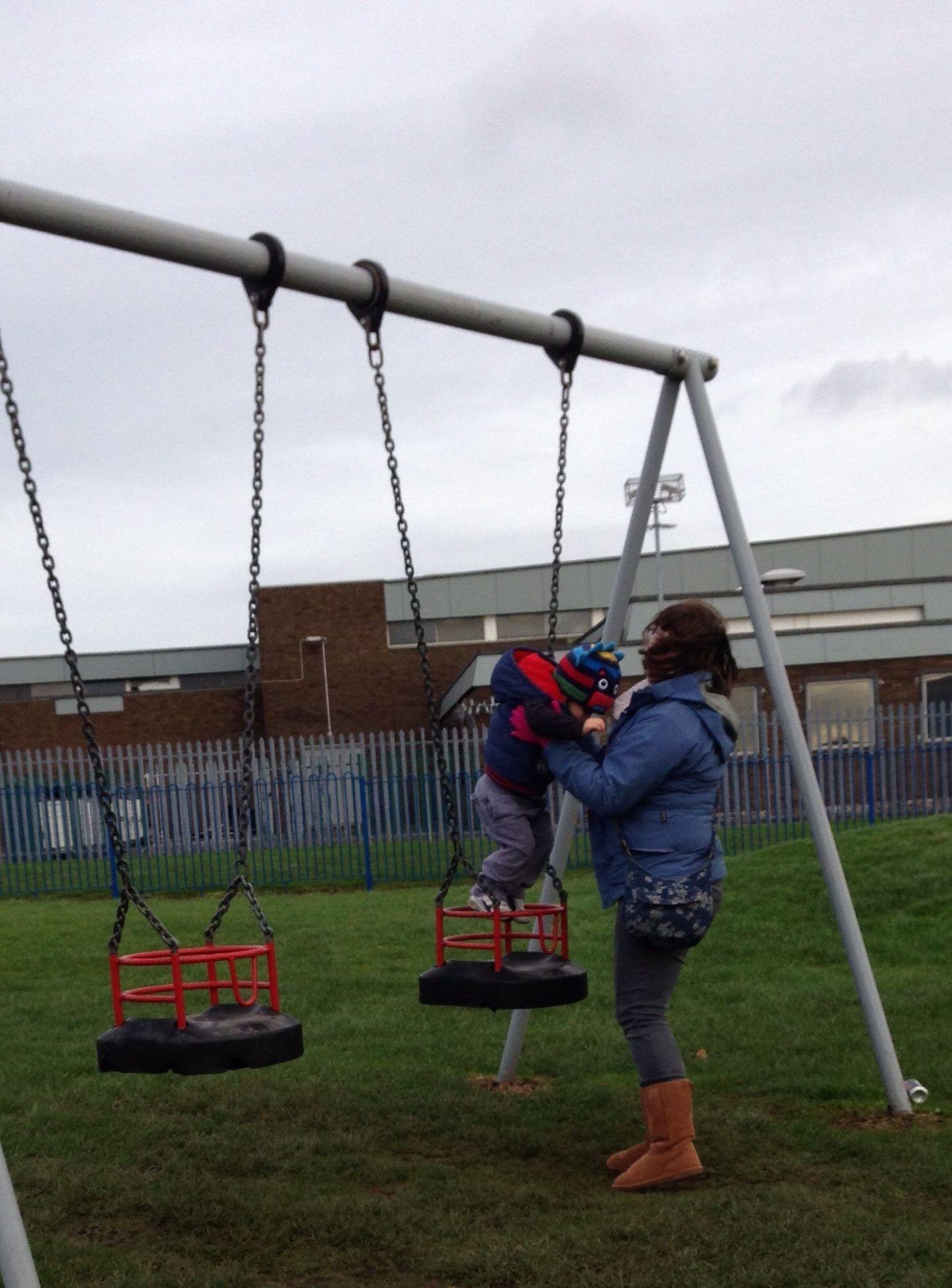 Playgrounds in North Tyneside – Norham Road