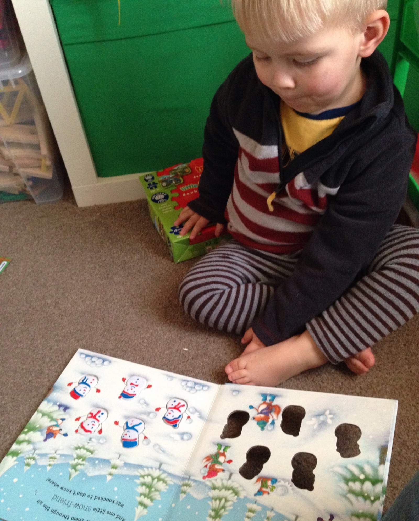 This week in bedtime stories – Christmas books