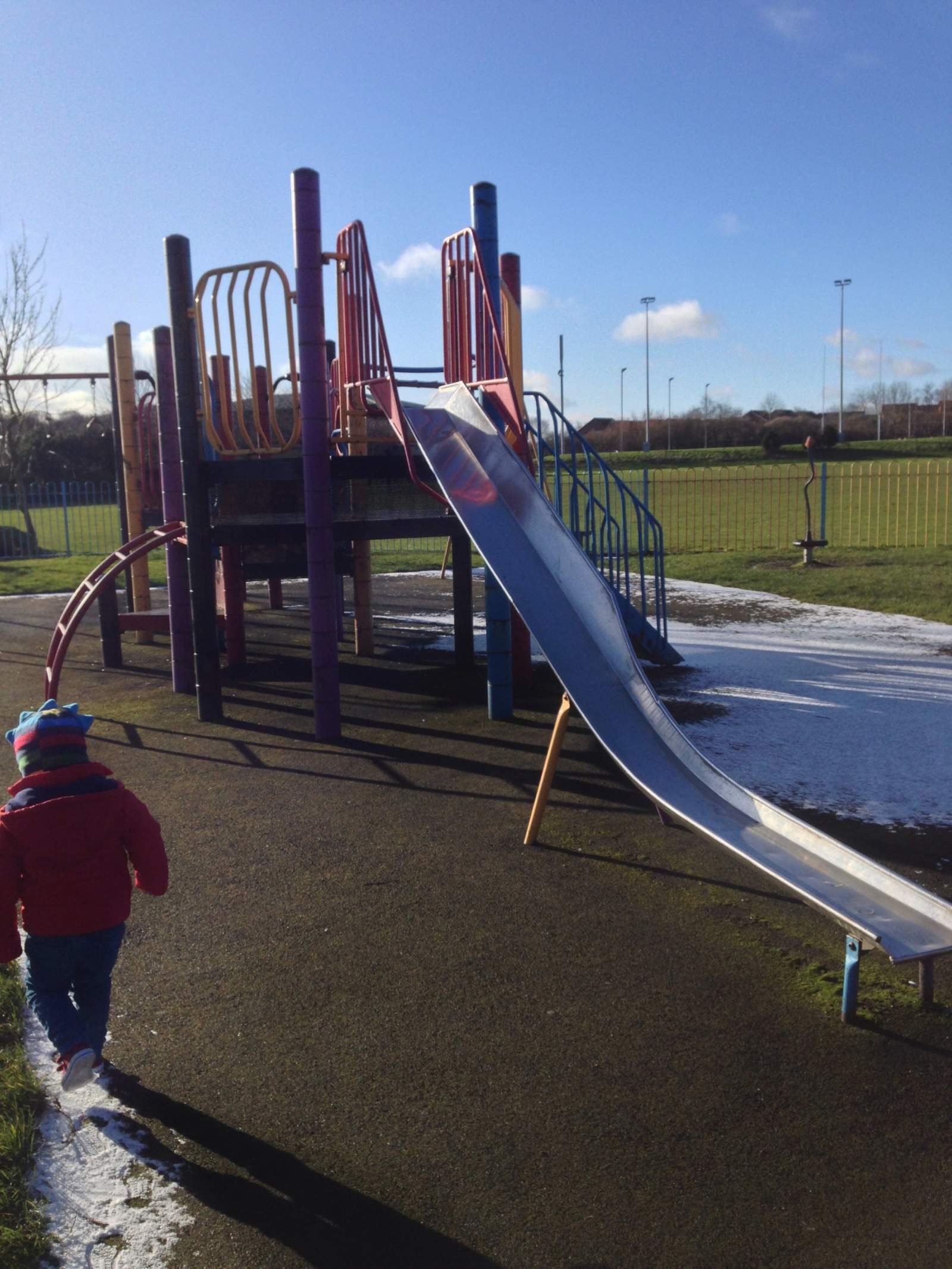 Playgrounds in North Tyneside – Pool Park
