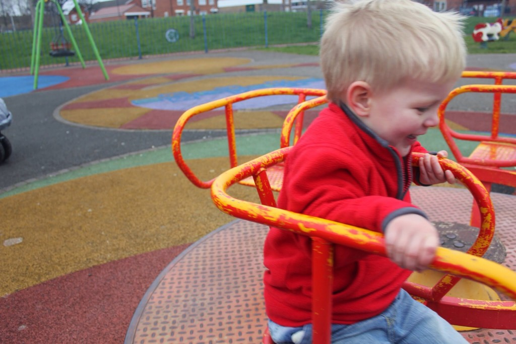Playgrounds in North Tyneside – Pearson Park