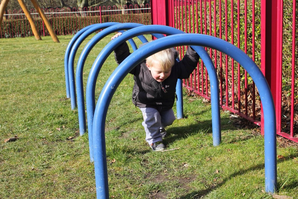 Playgrounds in North Tyneside – Richardson Dees Park