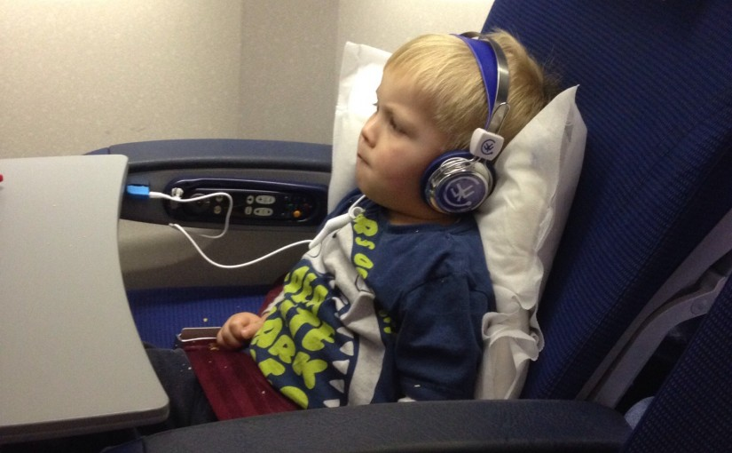 toddler activities on an plane