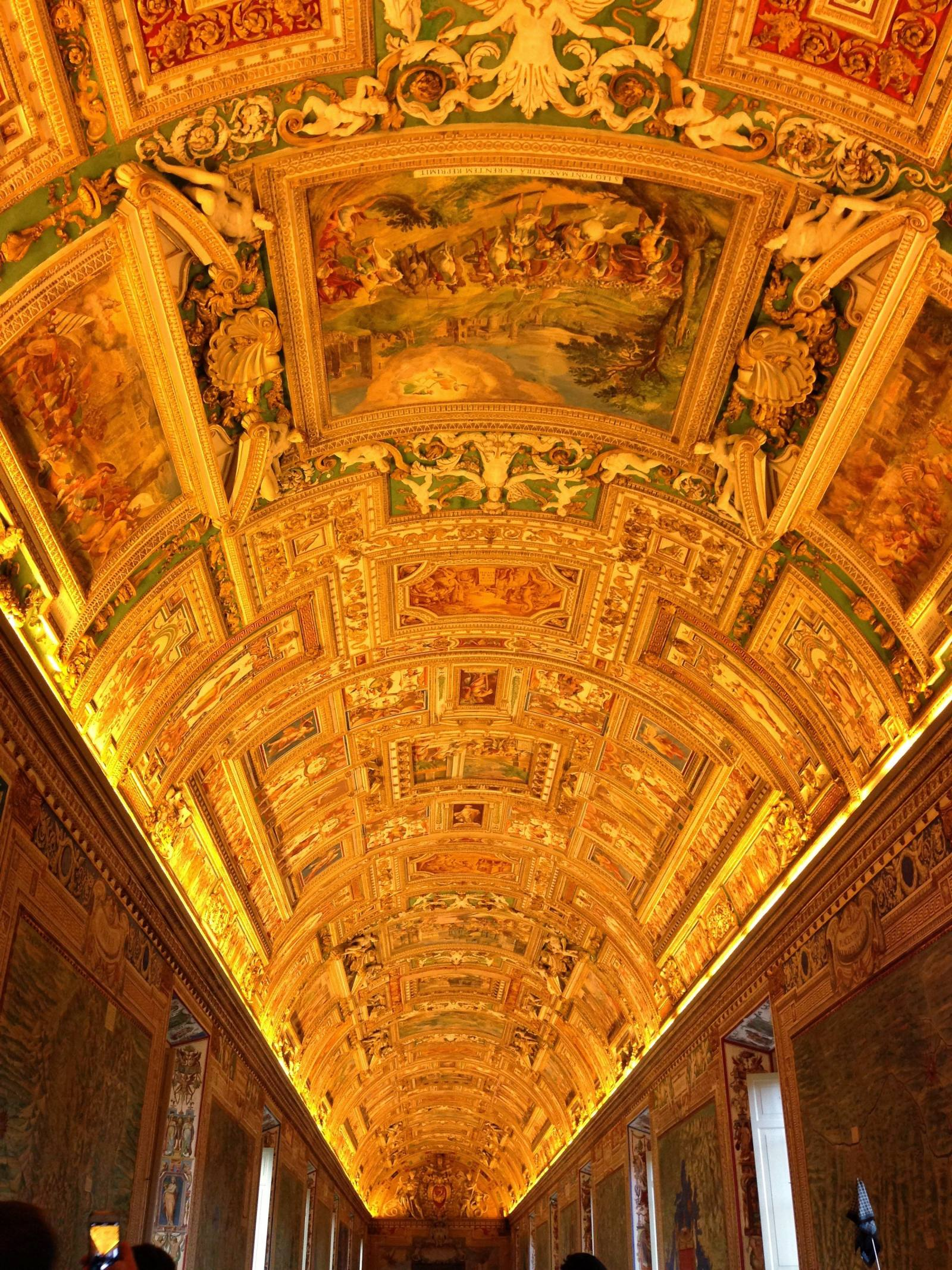 vatican city on a day out with a toddler
