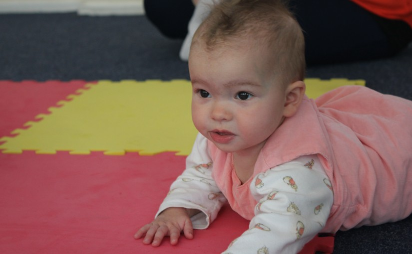 baby at tots play north shields