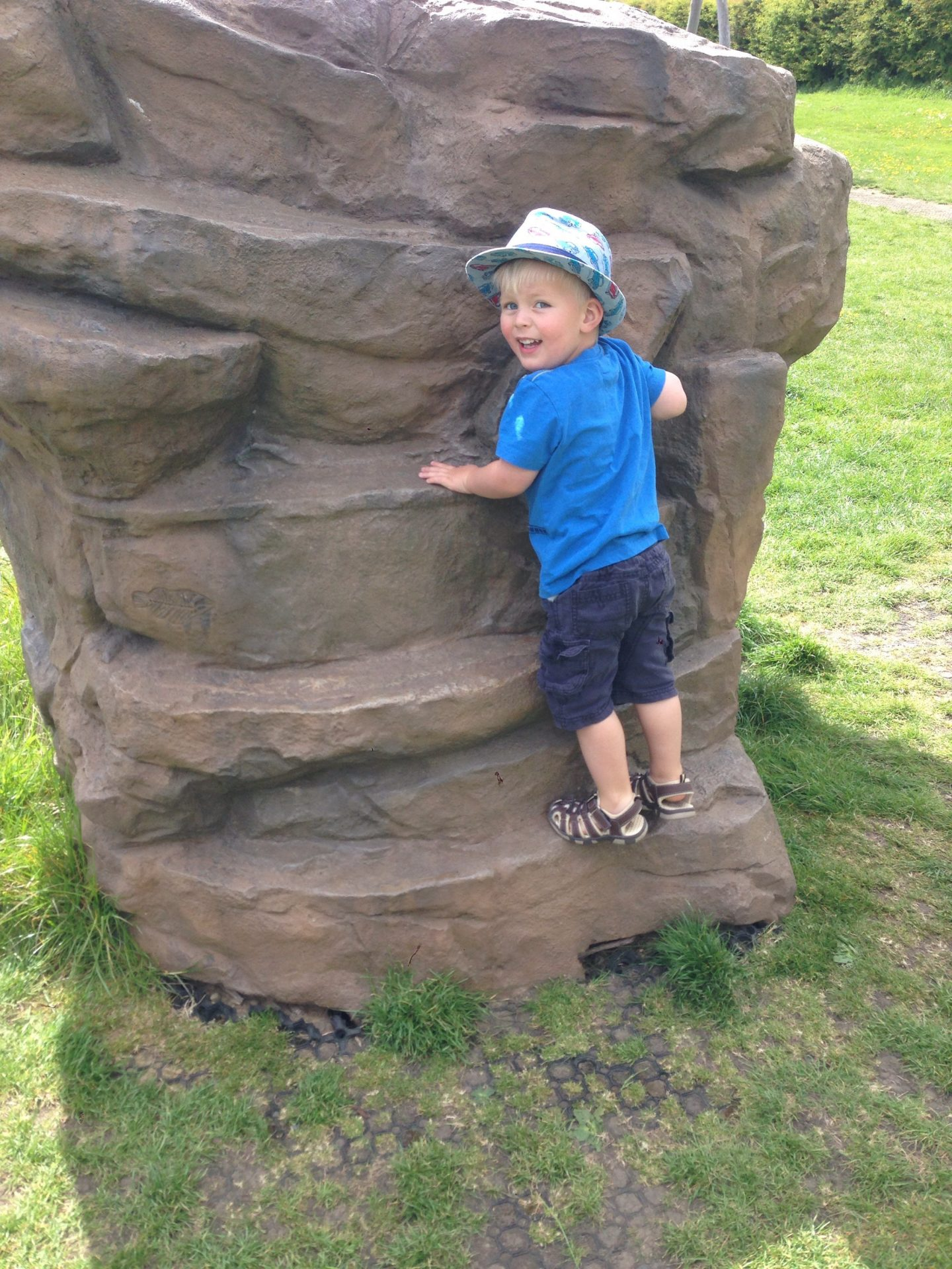 Playgrounds in North Tyneside – Earsdon Playsite