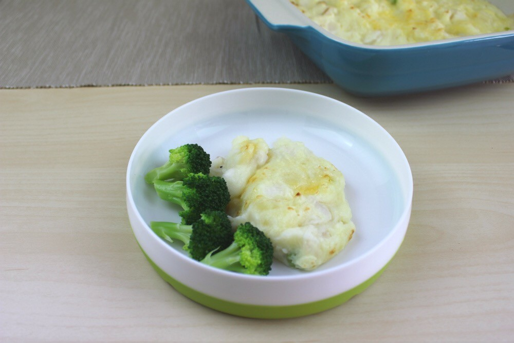 Speedy Fish Pie – guest post by Sally Akins