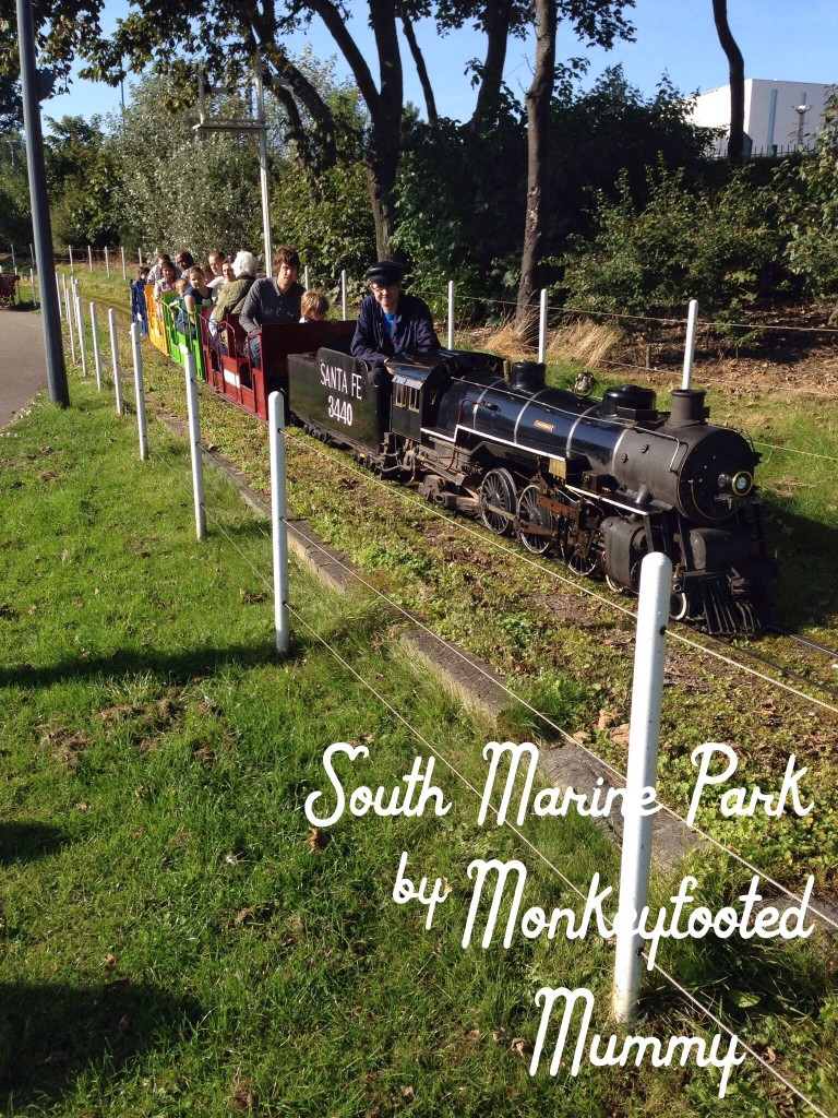 South Marine Park – guest post by Monkeyfooted Mummy