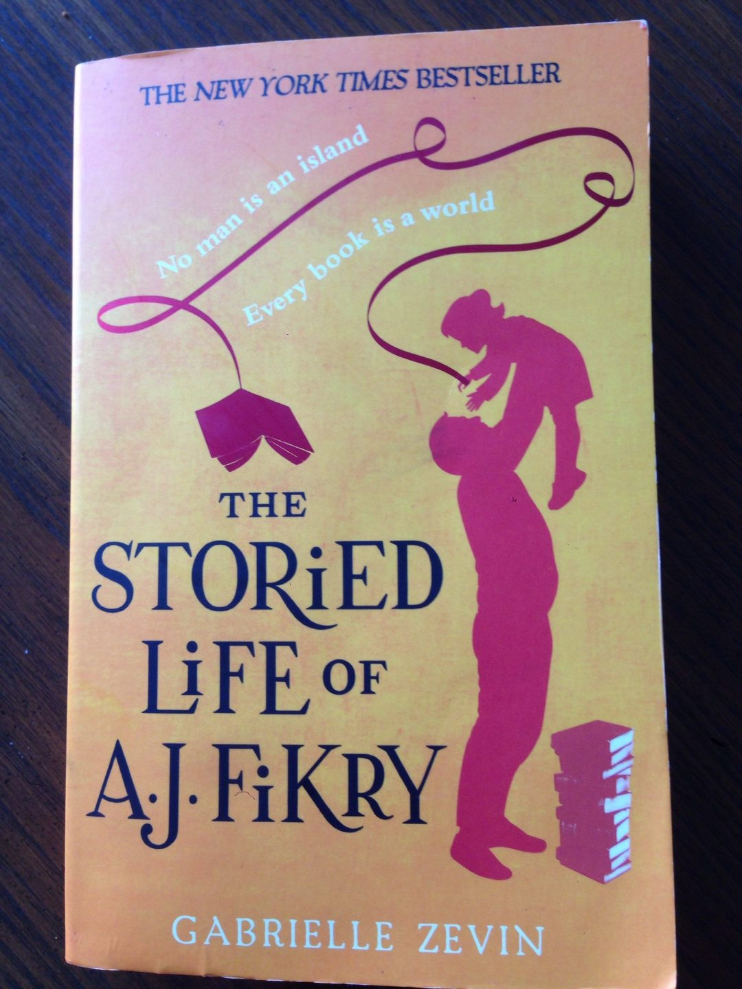 The Storied Life of AJ Fikry review