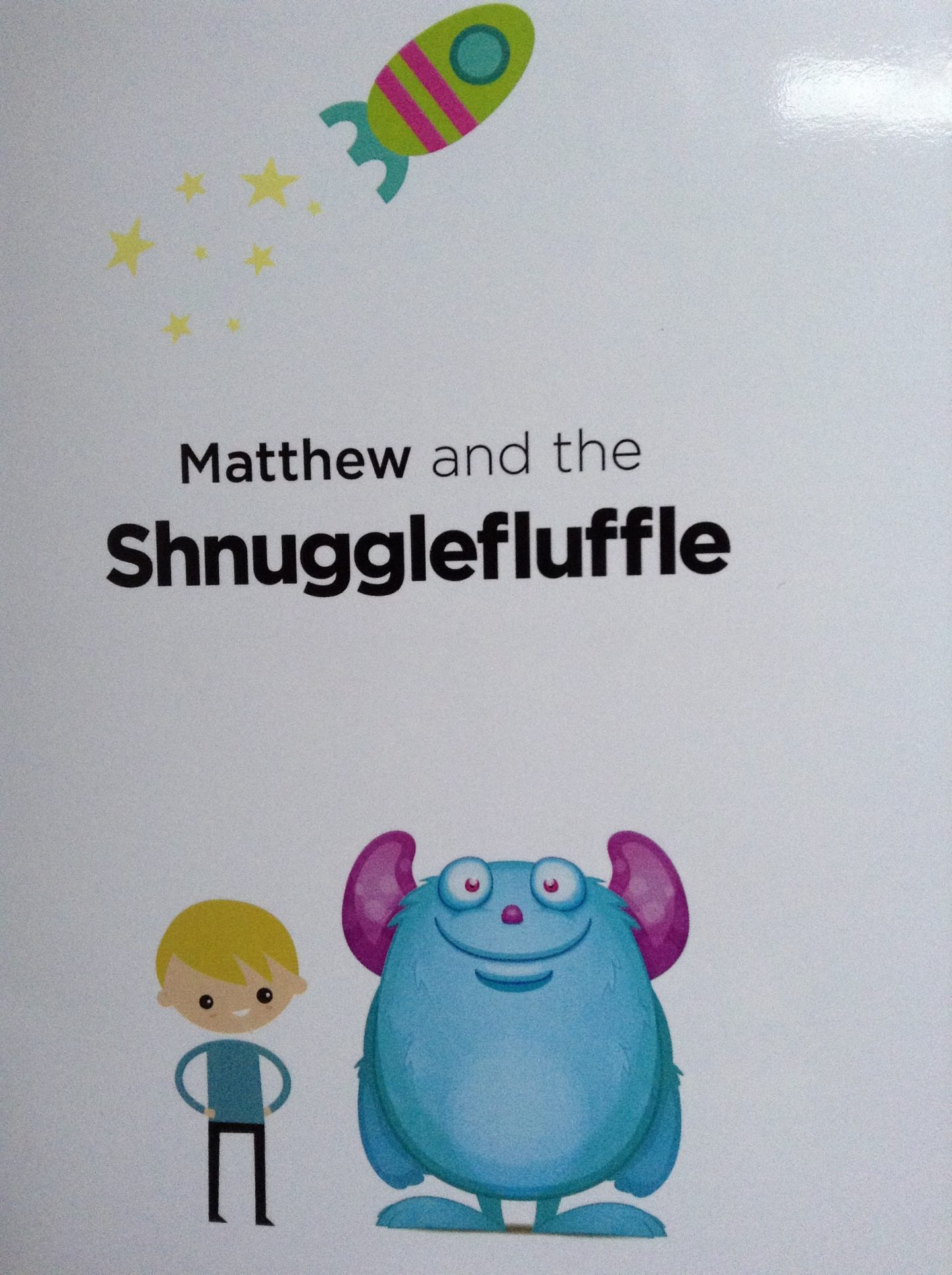 Matthew and the Shnugglefluffles book review
