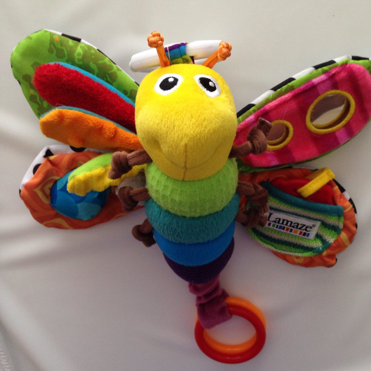Lamaze Freddie the Firefly giveaway