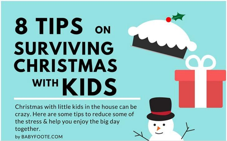 Surviving Christmas with Little Kids