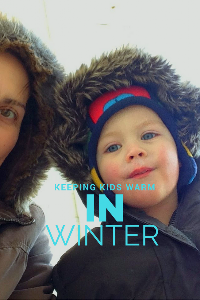 Keeping Children Warm Outdoors in Winter