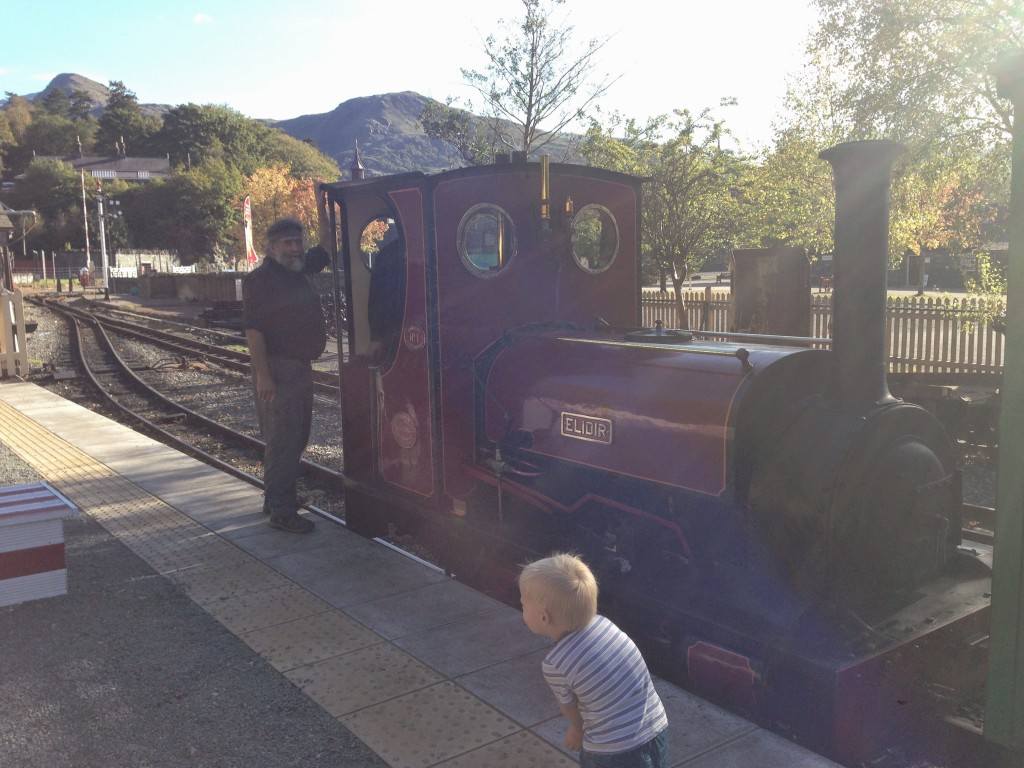 National Slate Museum and Llanberis Lake Railway