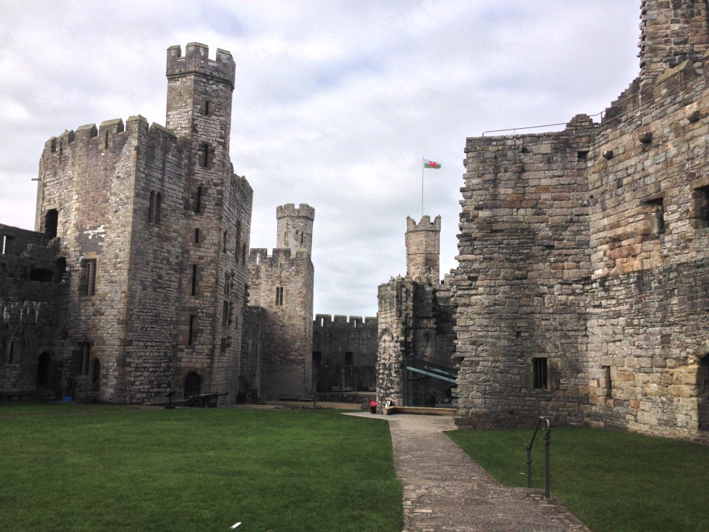 caernarvon castle is an amazing place to explore and find your epic in a wales adventure