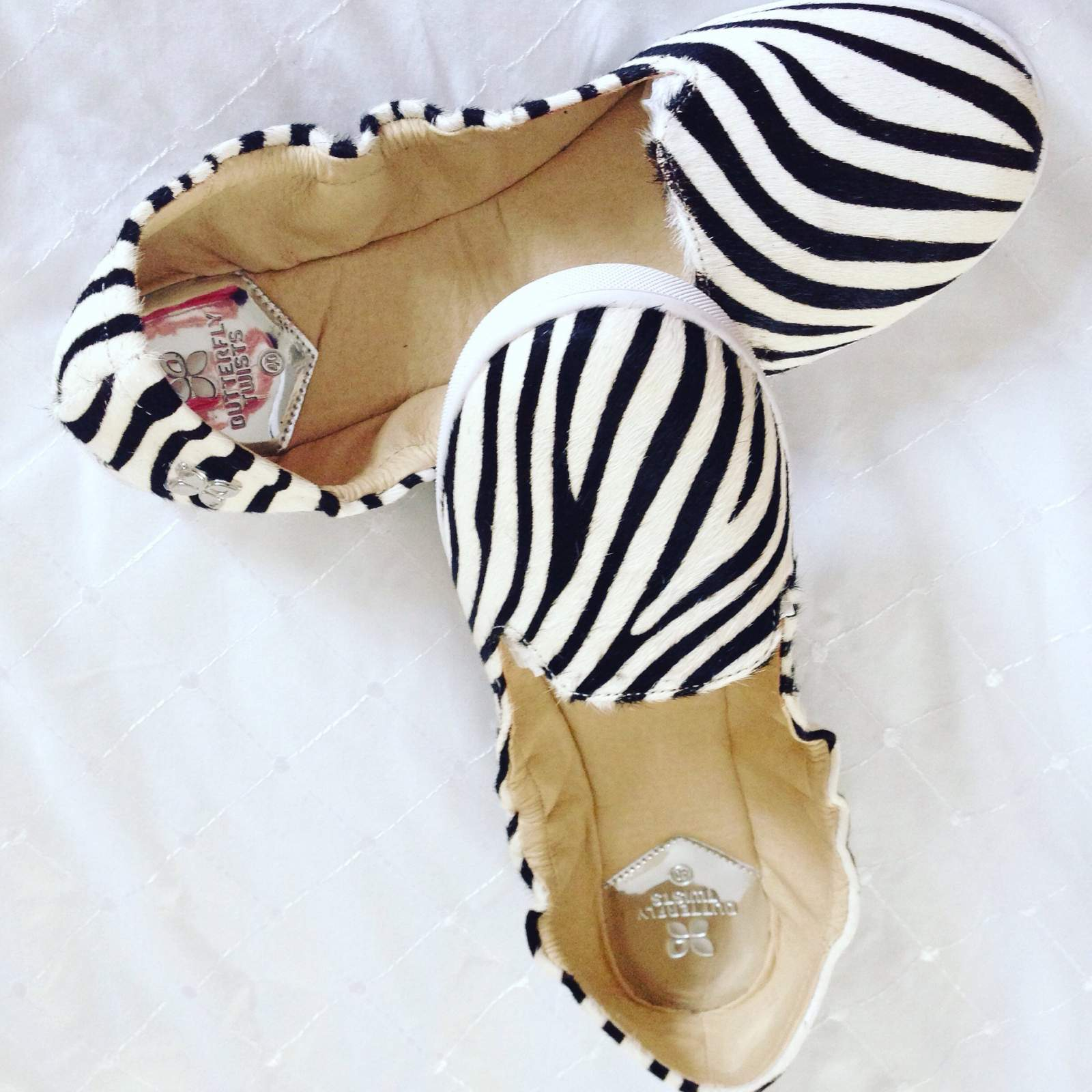 butterfly twists flat shoes review