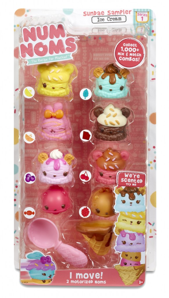 Num Noms – Our New Toy Obsession – deluxe set and 2 mystery pots GIVEAWAY
