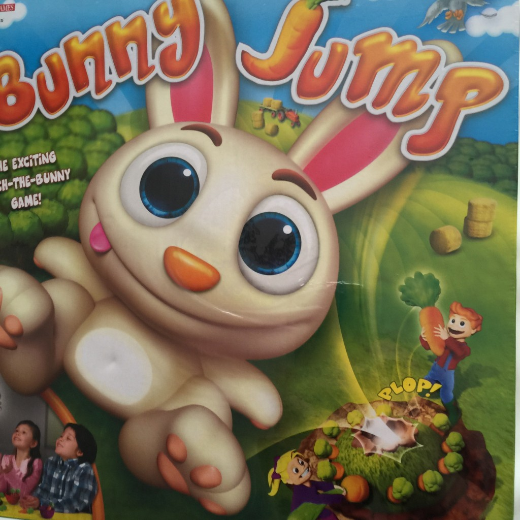 bunny jump game is fun for all the family