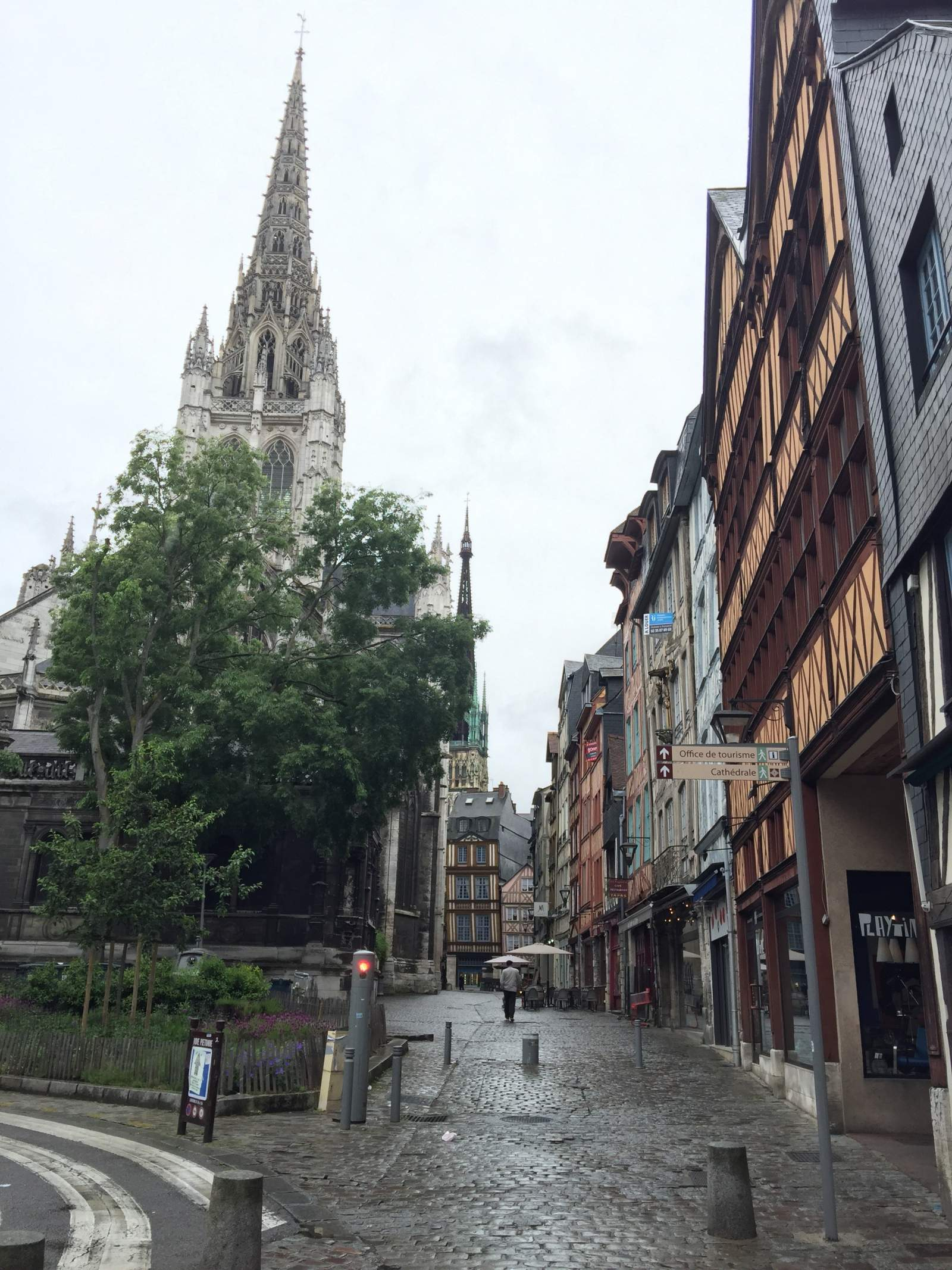 A day out in Rouen