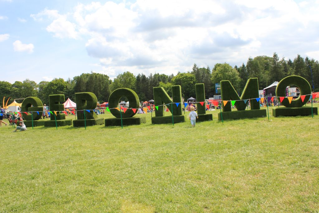 geronimo 2016 children festival at tatton park