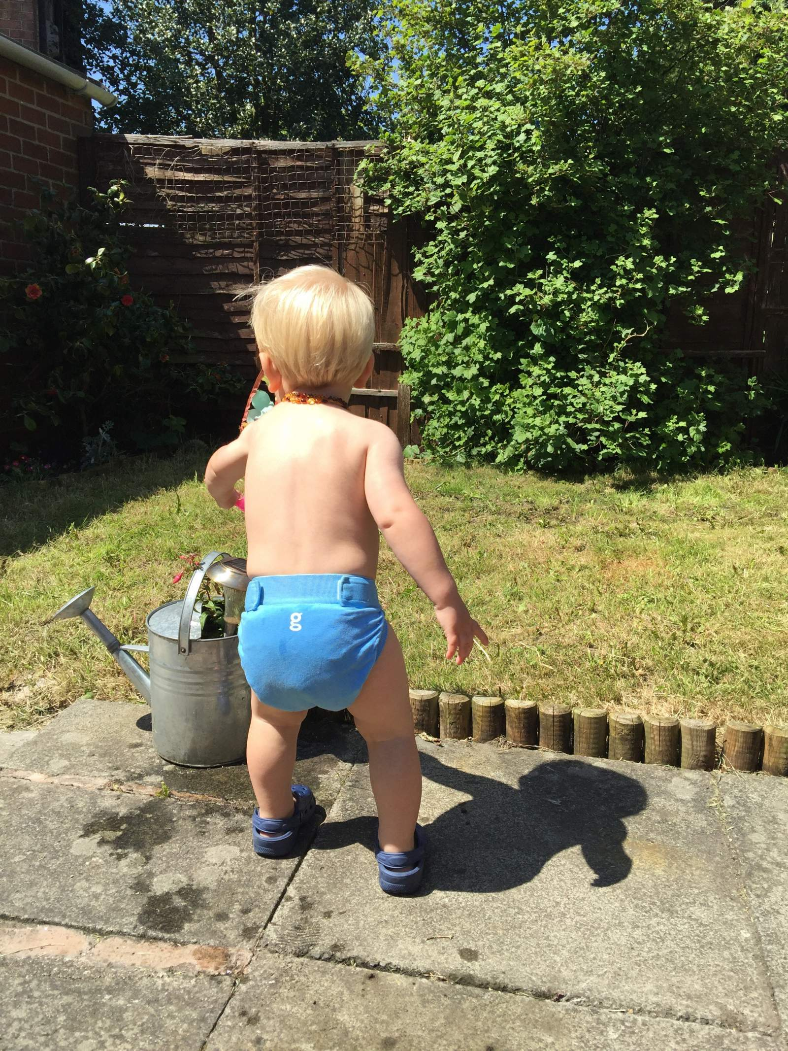 cloth nappies look really cute, theyre practical and better for the environment!