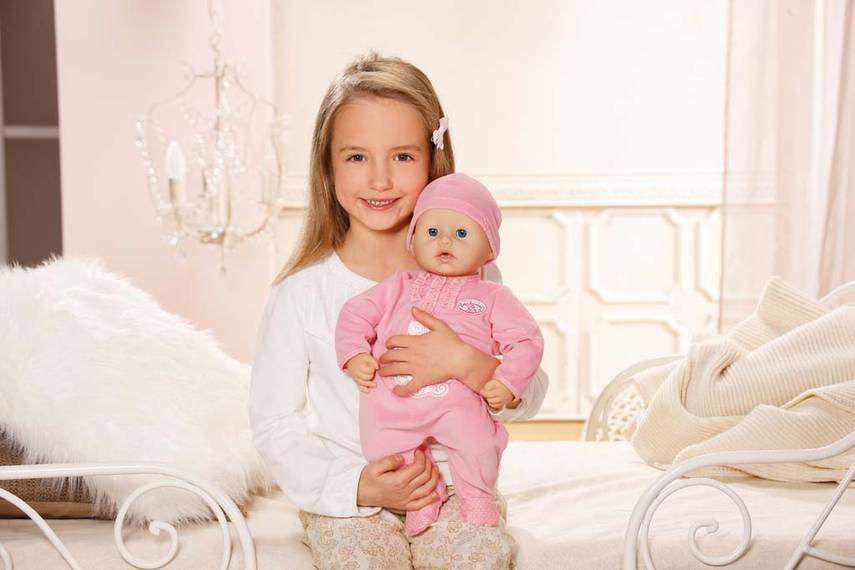 Win a Baby Annabell Interactive Doll