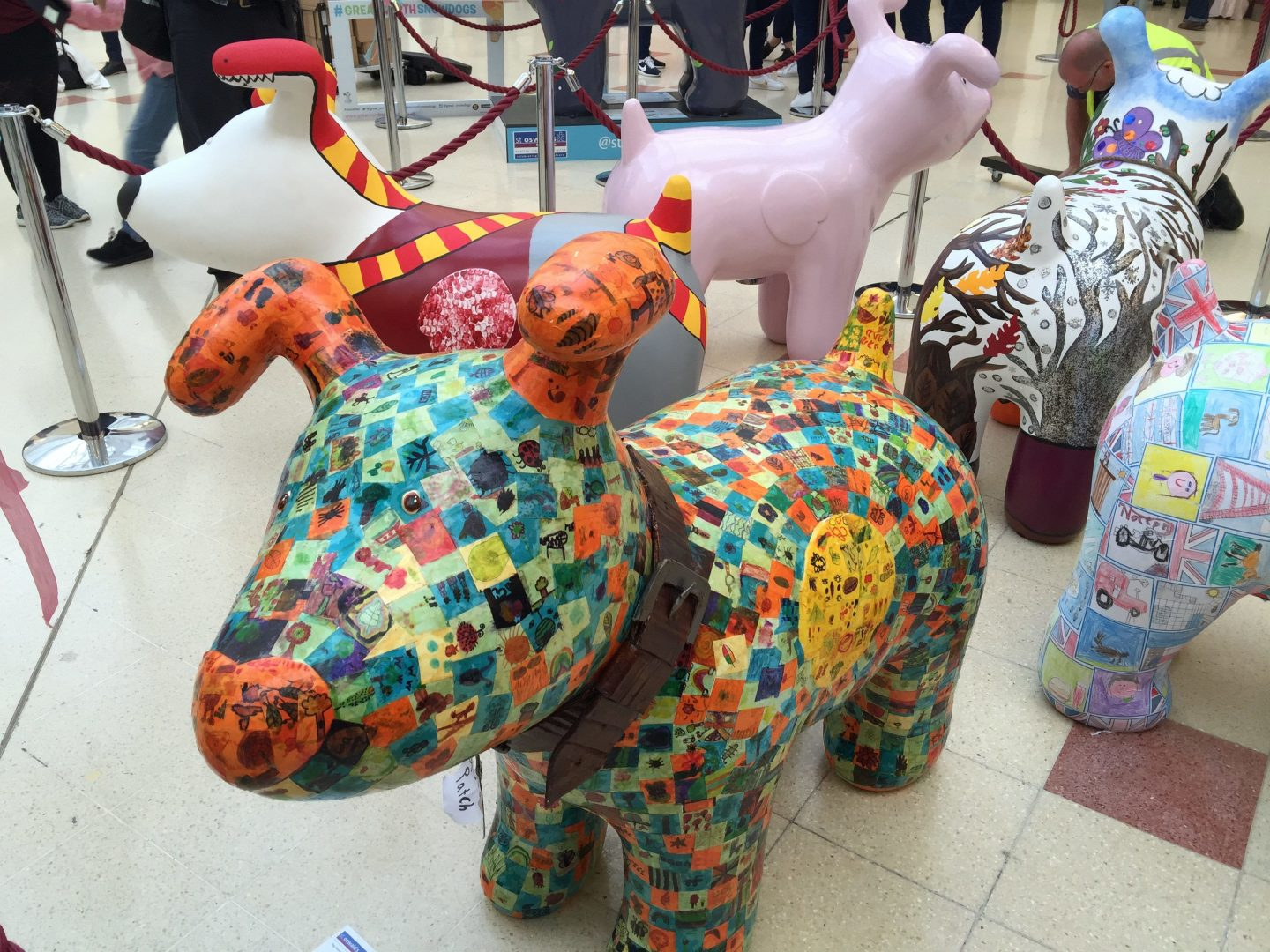 The Great North Snowdogs have arrived!