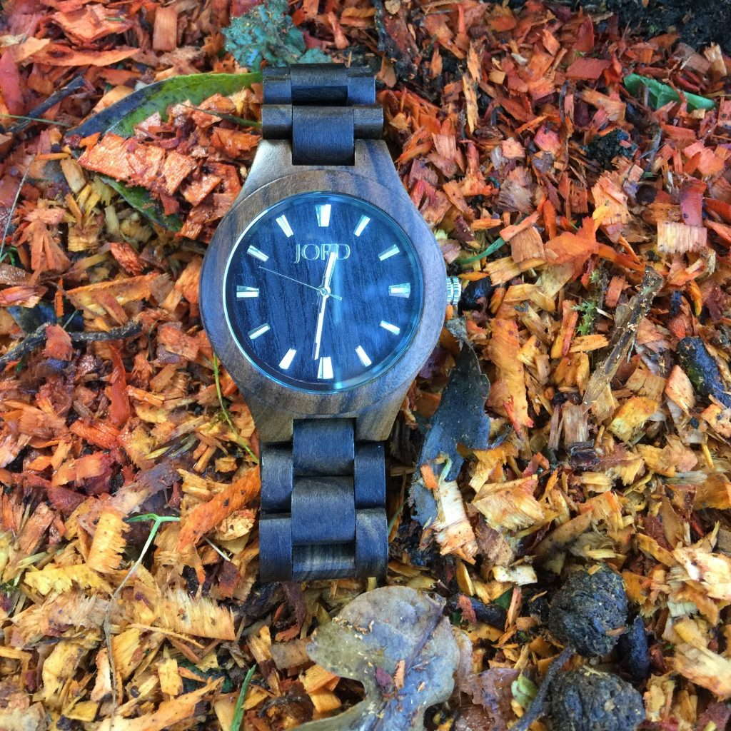 autumn JORD wood watch