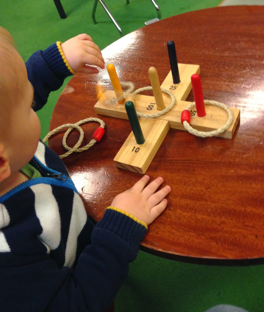 Royal yacht britannia in edinburgh where you can play pub games during a day out with a toddler