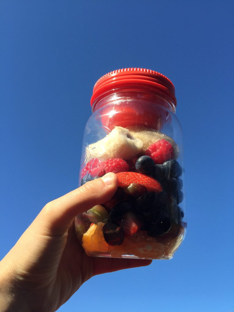 Aladdin Salad Jar review and GIVEAWAY!