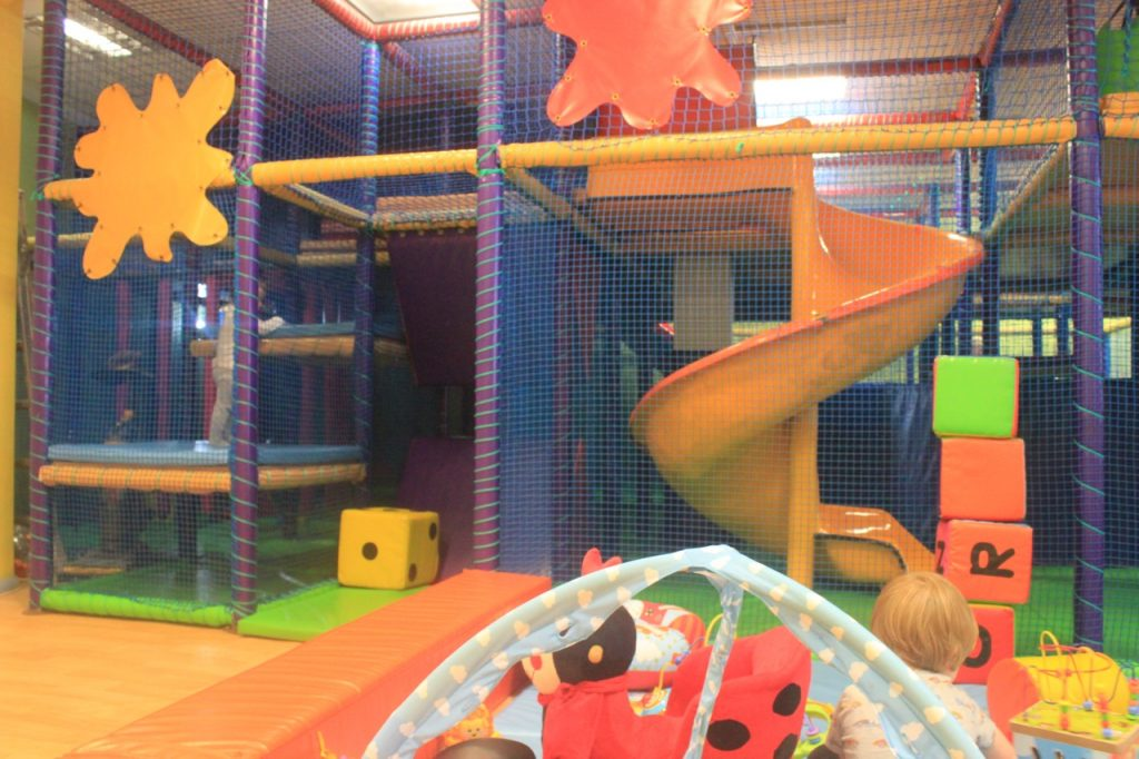 the splat centre in whitley bay is one of the best soft plays for toddlers in the north east