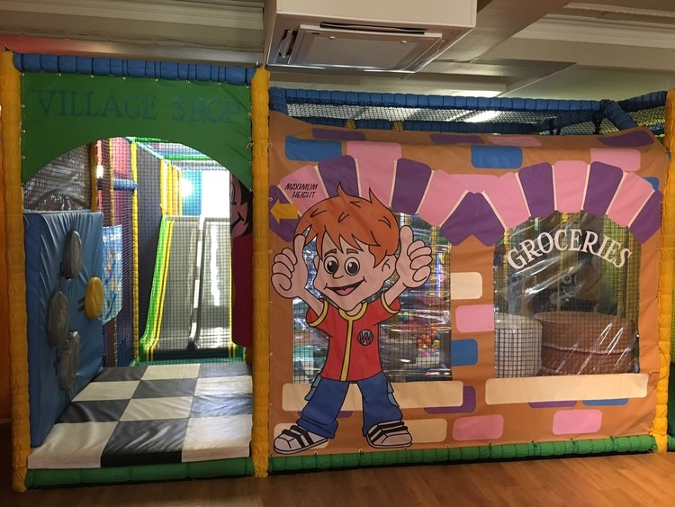 the wacky warehouse in callerton is one of the best soft plays for toddlers in the north east