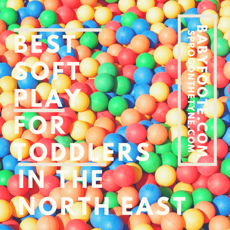 The Best Soft Play Areas for Toddlers in the North East