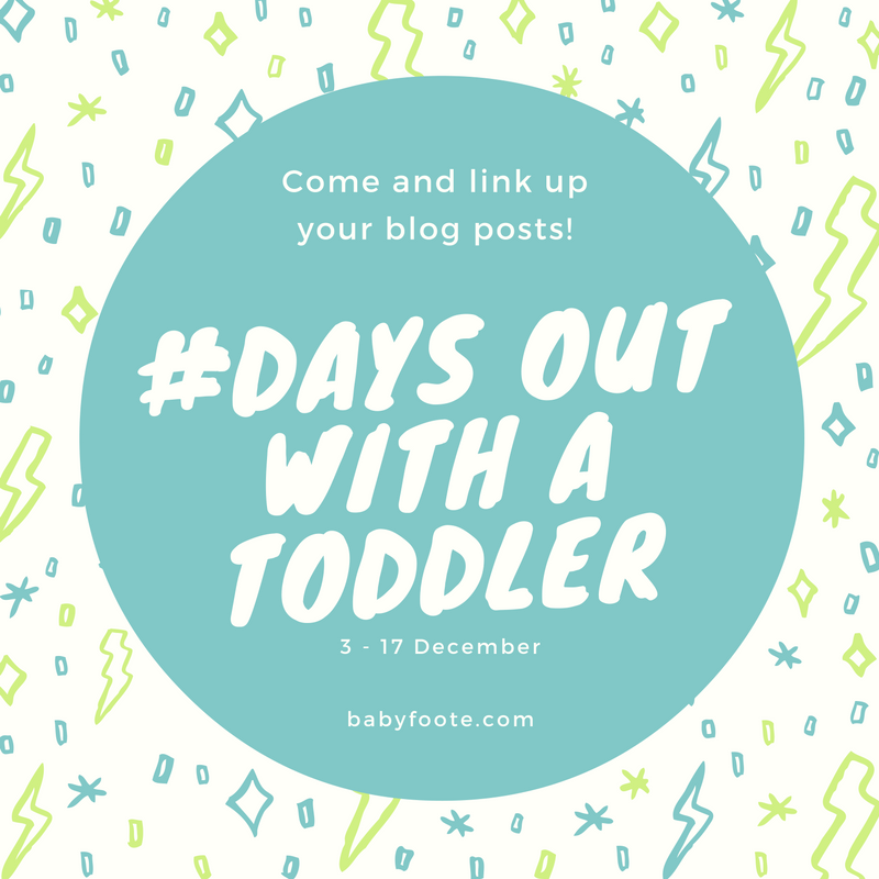 Days Out with a Toddler #13