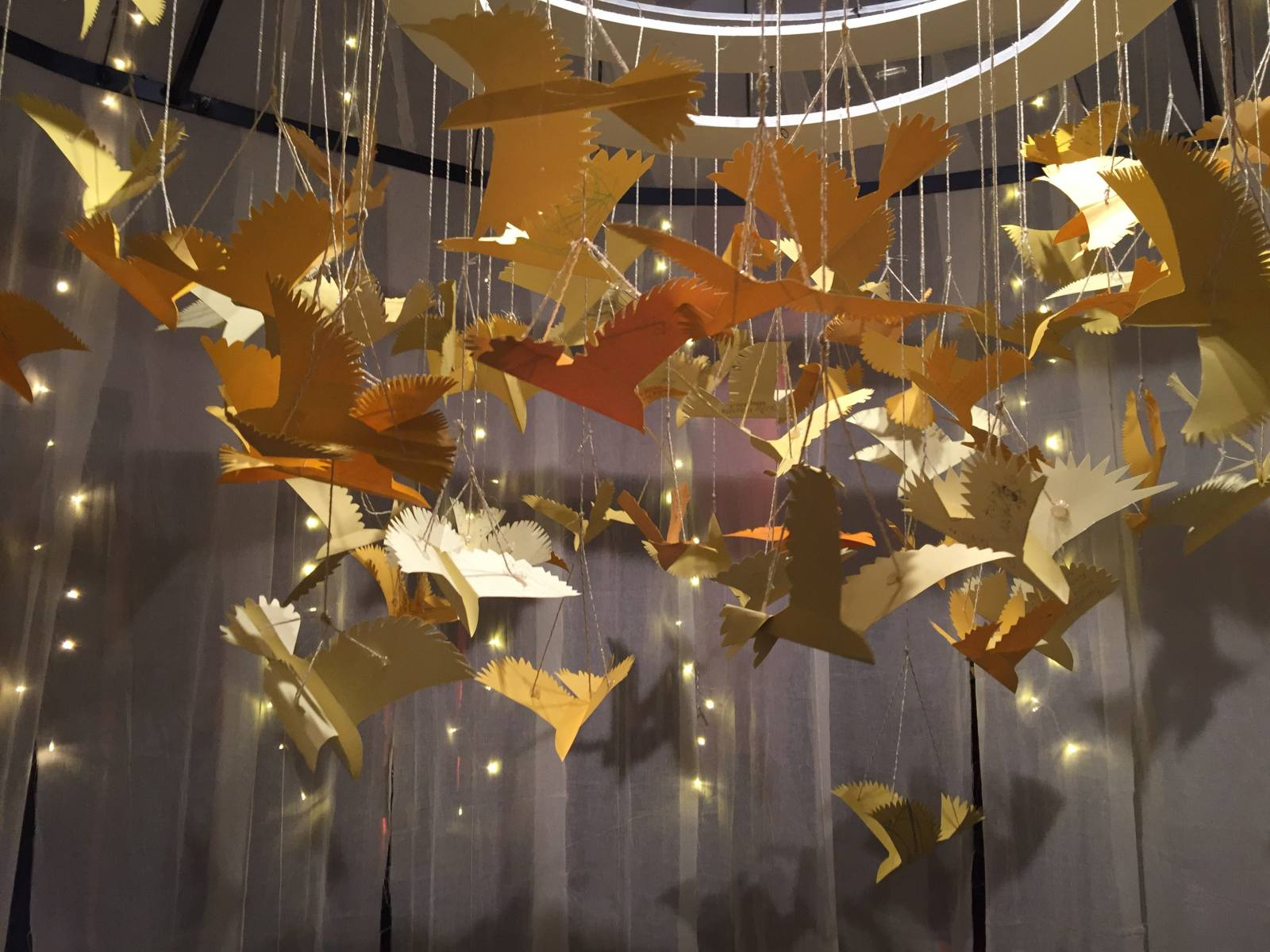 The Frost of Forgetfulness at Woodhorn Museum