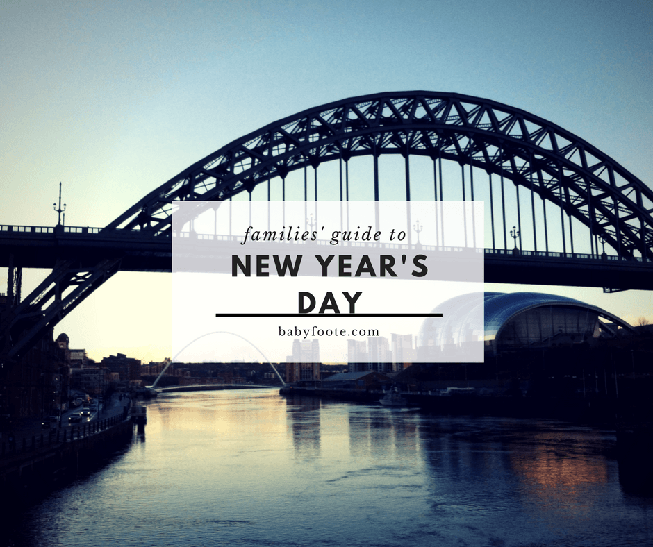 A guide to New Year's Day for families in the North East