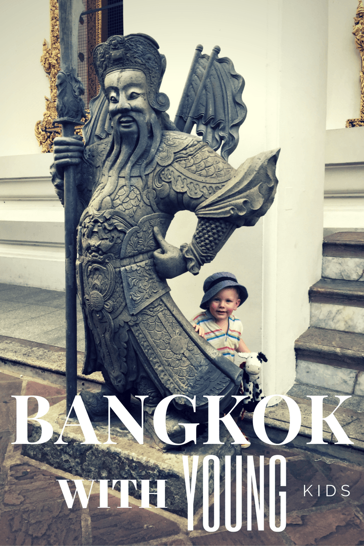 Should you go to Bangkok with young children?