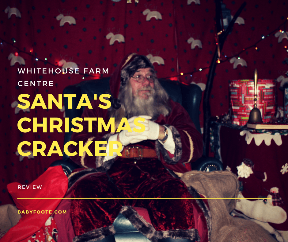 Santa's Christmas Cracker at Whitehouse Farm Centre