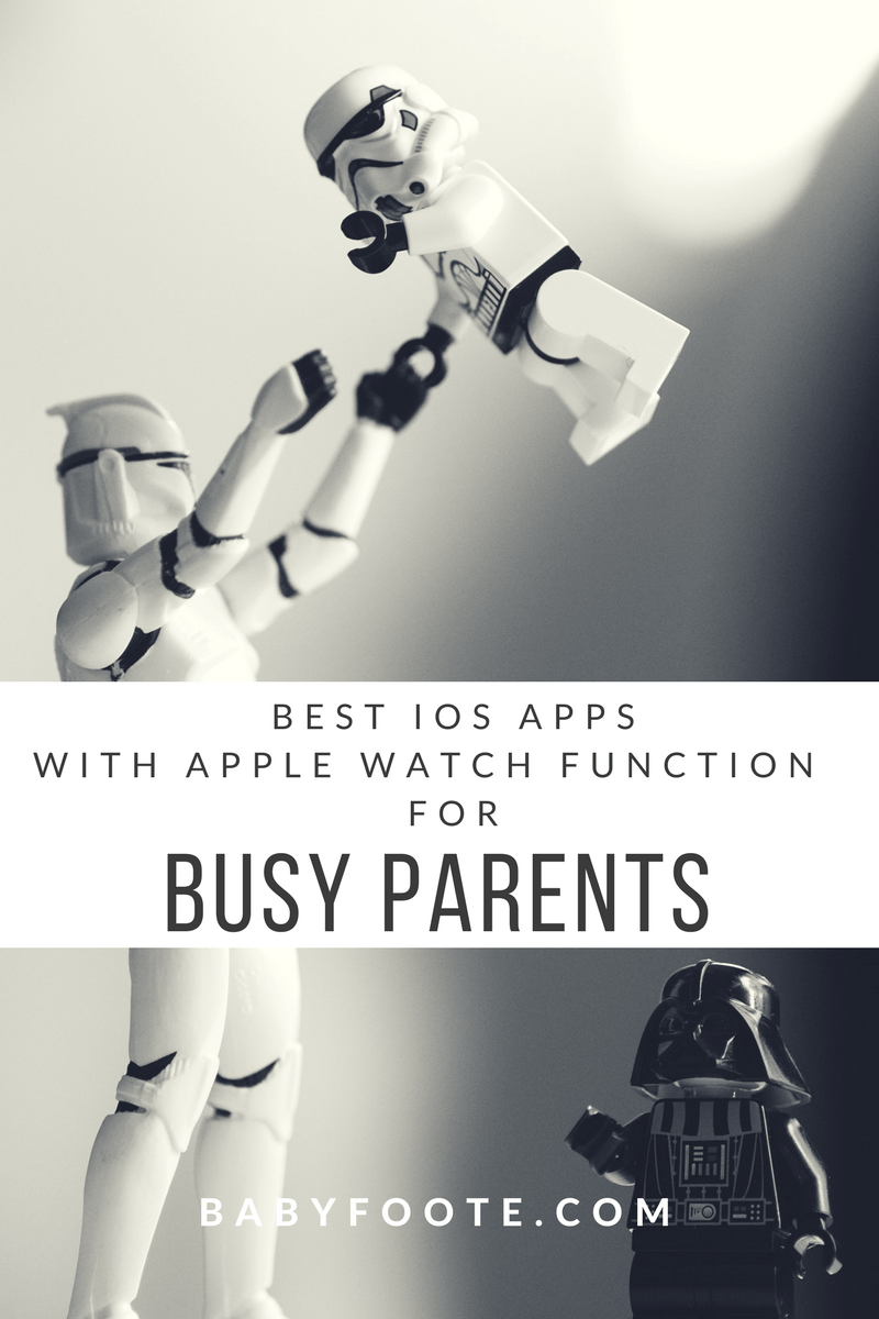 9 of the best Apple Watch apps to help busy parents