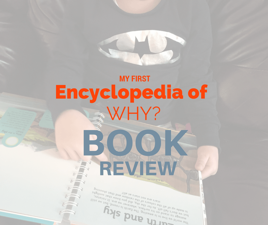 My First Encyclopaedia of Why? — book review