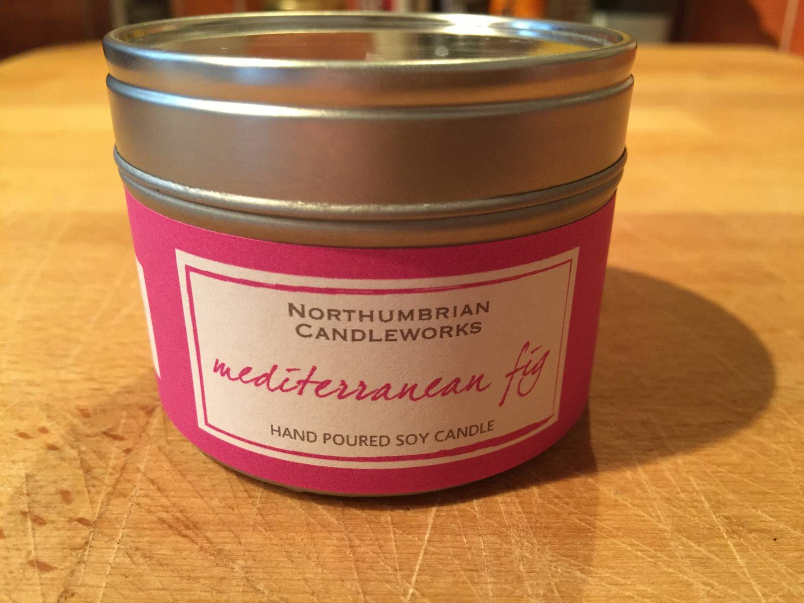 northumbrian candleworks candle making kit tin