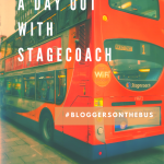 #bloggersonthebus stagecoach day out