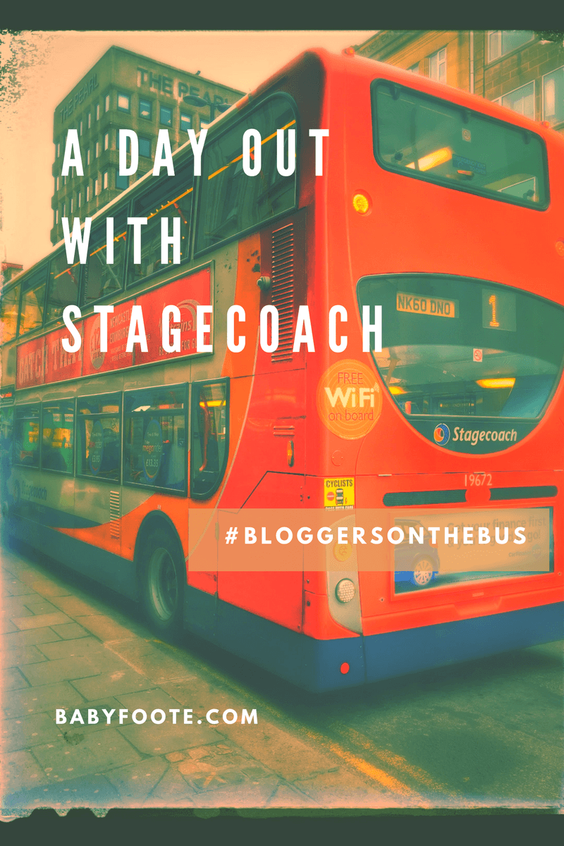 A Day out with Stagecoach #bloggersonthebus