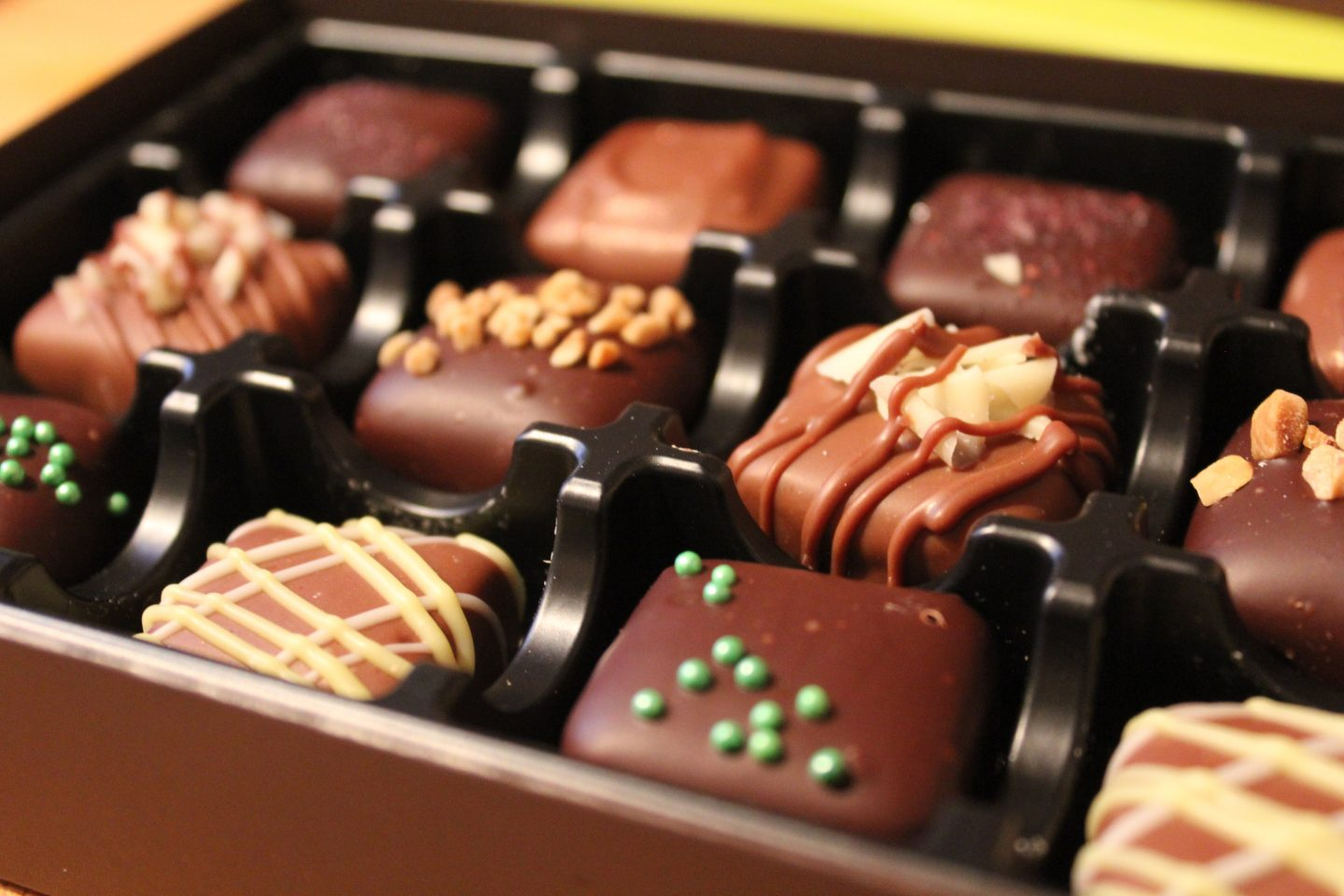 Davenport's Chocolates – win 3 boxes in time for Mother's Day!