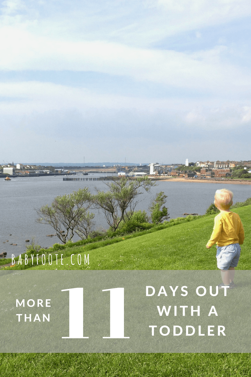 (More than) 11 Days out with a toddler around the UK (and Massachusetts)
