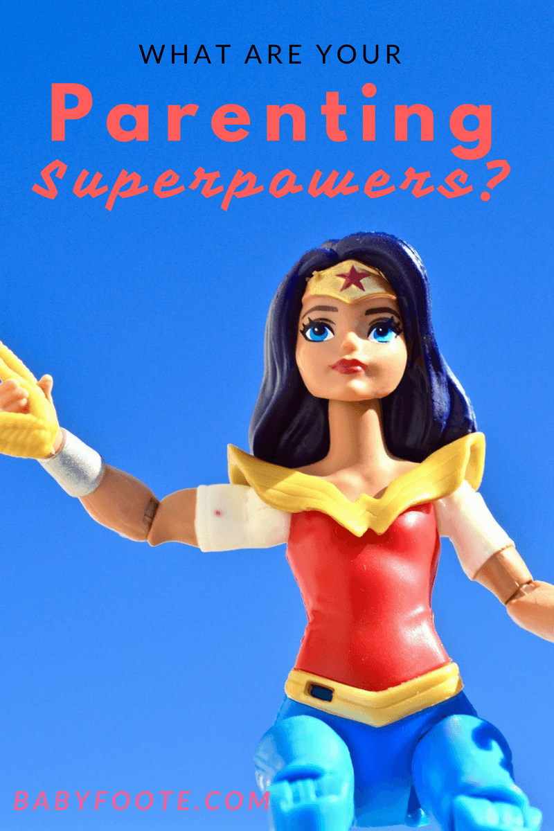 npower Parenting Super Powers #familysuperpowers