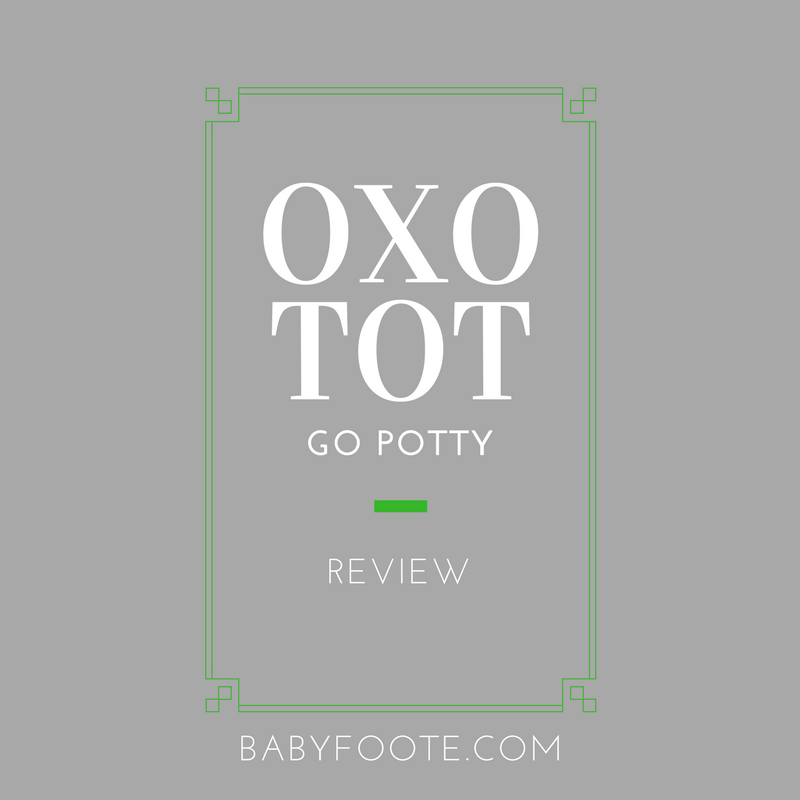OXO Tot 2-in-1 Go Potty Review