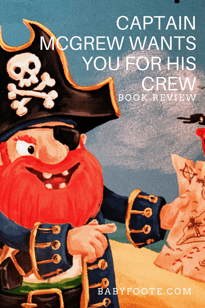 Captain McGrew wants YOU for his crew! – A book review