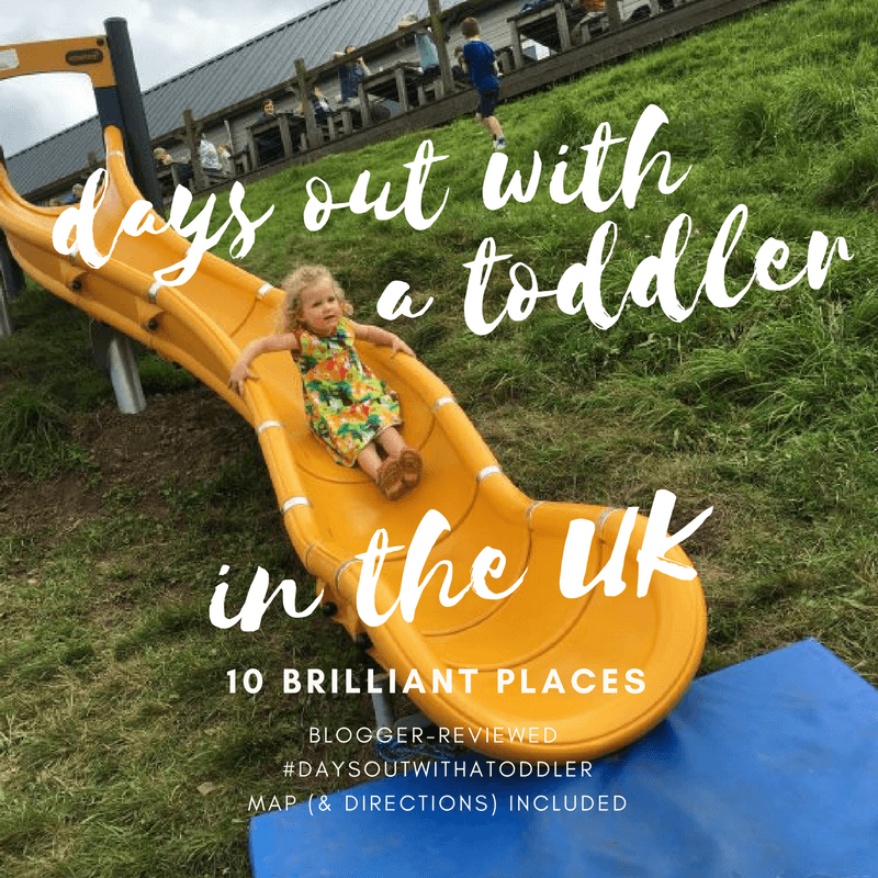 Days out with a Toddler in March