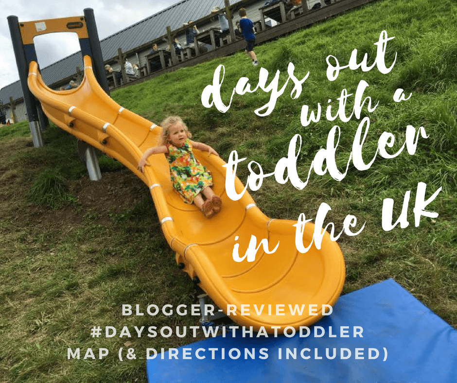 days out with a toddler in the uk